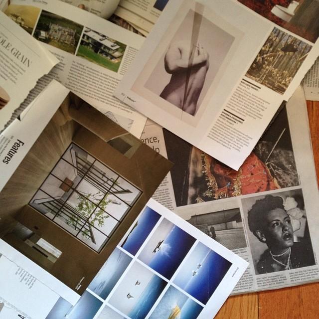 I know it's gorgeous out but I gotta organize some stuff today.#organize #stuff #inspiration #nyc #joefornabaio