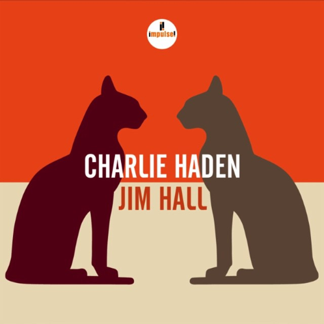 Sunday essentials. Charlie Haden & Jim Hall Live from Montreal International Jazz Festival. #jimhall #charliehaden #jazz #sundayessentials