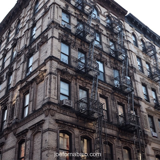 Some things should be preserved forever.#classic #nyc #joefornabaio #preserve #historical #lowereastside