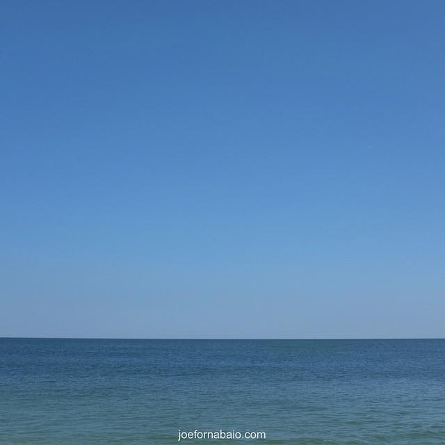 UV Index today: high.#atlanticocean #joefornabaio #ocean #vacation #beach