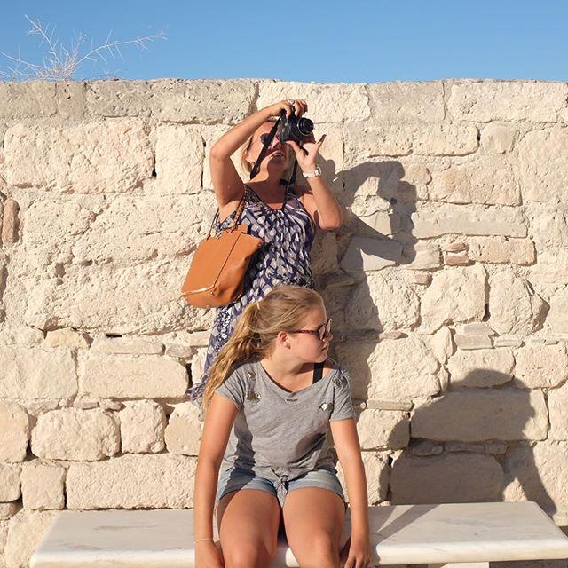 Acropolis now.#parthenon #joefornabaio #acropolis #vacation #athens #greece