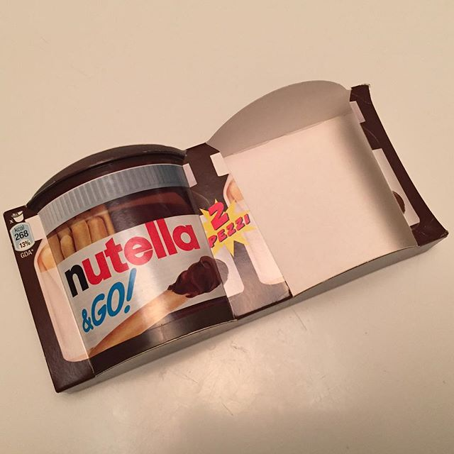Drastic measures.#drasticmeasures #nutella #joefornabaio #nyc #lowereastside
