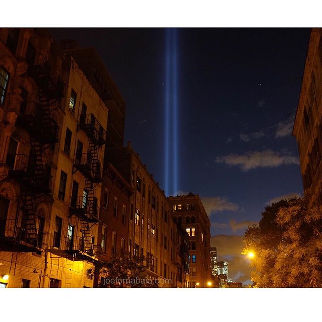 Home.#9/11 #september11 #nyc #lowereastside #les #neverforget #home #joefornabaio