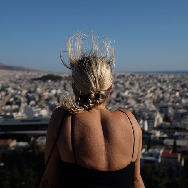 Greece!#hair #vacation #joefornabaio #athens #greece #2015 #tourist