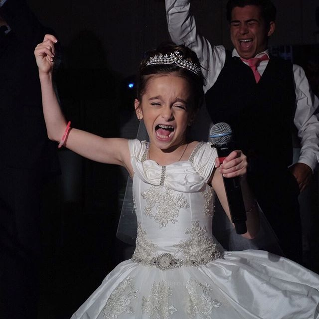 Party time...communion style.#valentina #communion #joefornabaio #partytime #newjersey